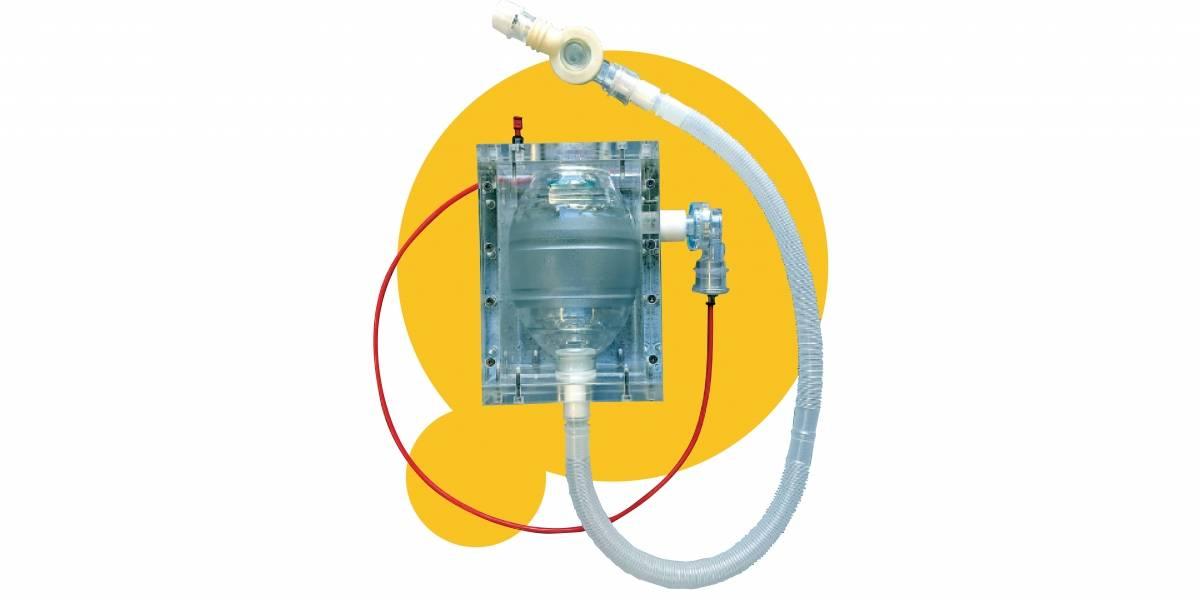 Ventilador pulmonar de baixo custo é desenvolvido em Oxford
