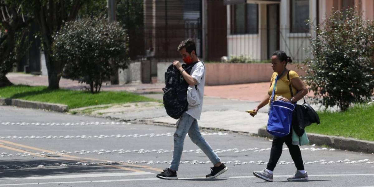 Empezaron las multas por incumplir el pico y género en Bogotá