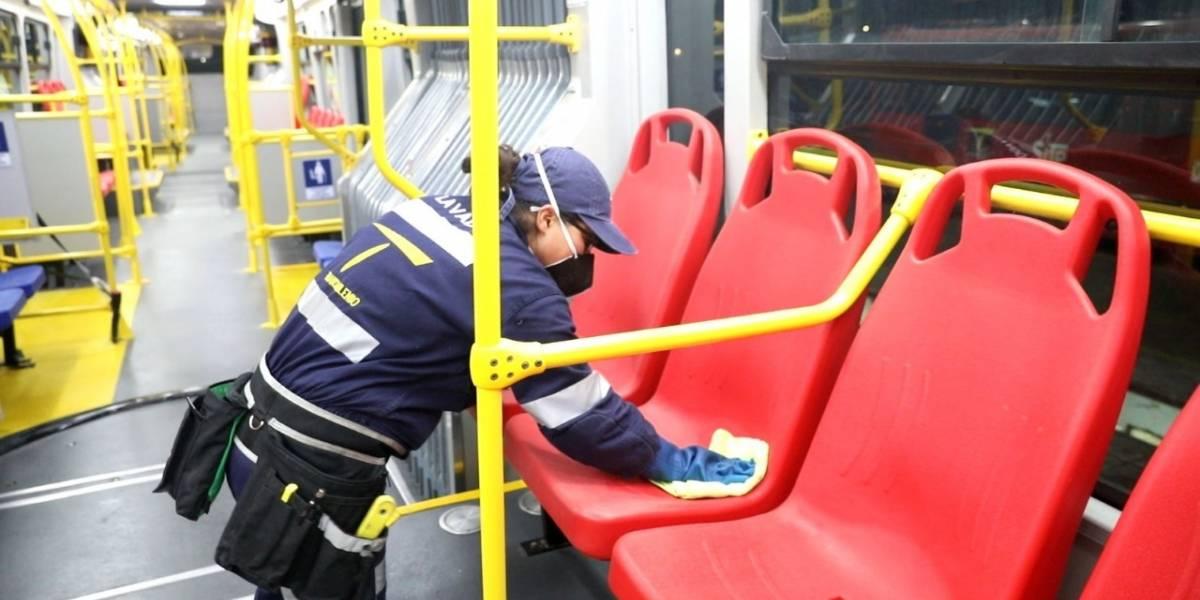 ¿Funcionará? La medida de TransMilenio para que conductores no se contagien de COVID-19