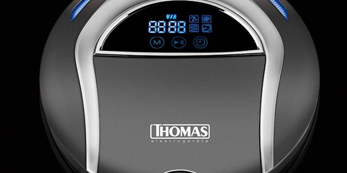 Aspiradora Robot Thomas Smart Clean Th-1100Sc, cumple pero se queda corta [FW Labs]