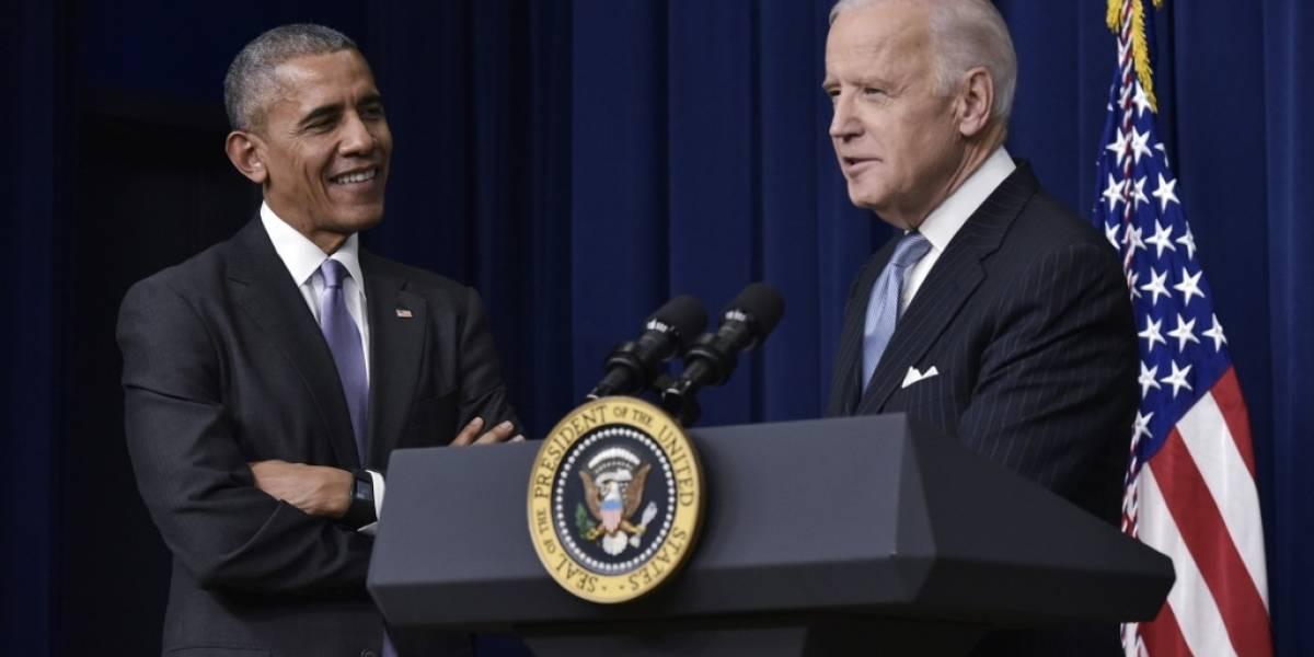 Obama da su respaldo a Joe Biden en la carrera presidencial en EE. UU.