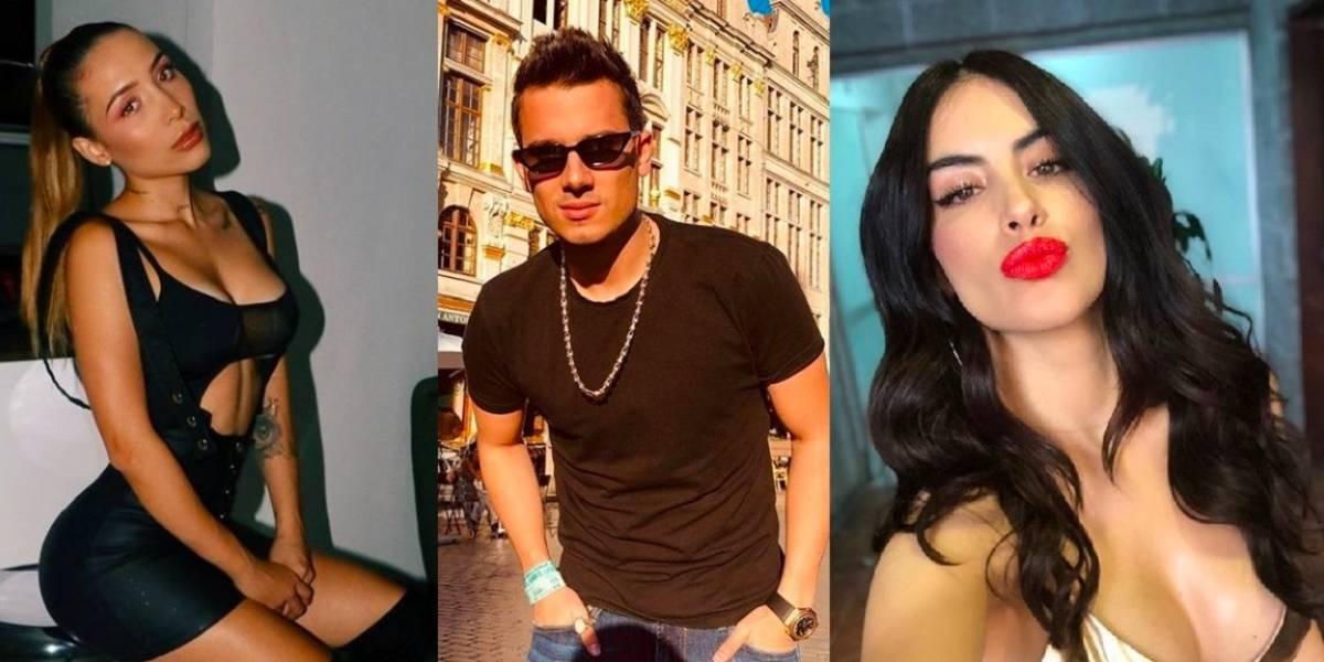 ¡Qué oso! Pipe Bueno confundió a Luisa Fernanda W con Jéssica Cediel mientras daban la noticia del embarazo