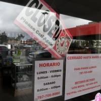 Salud ordena cierre de varios negocios en tres municipios por violar Orden Ejecutiva