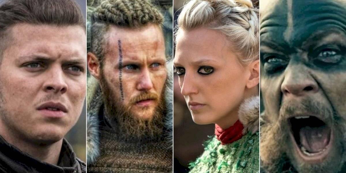Vikings: Criador revela regressos, novas terras e monstros para o fim da 6ª temporada