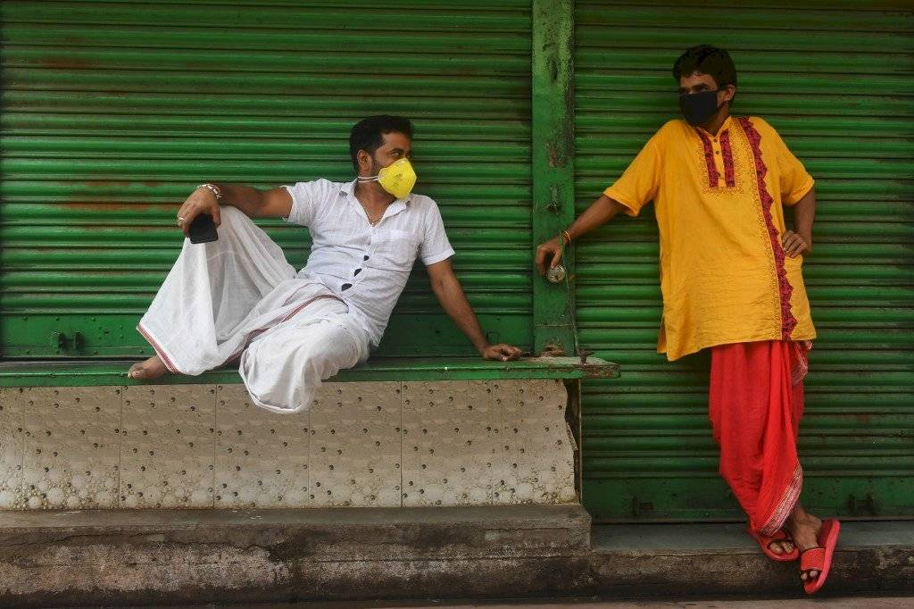 Coronavirus en la India