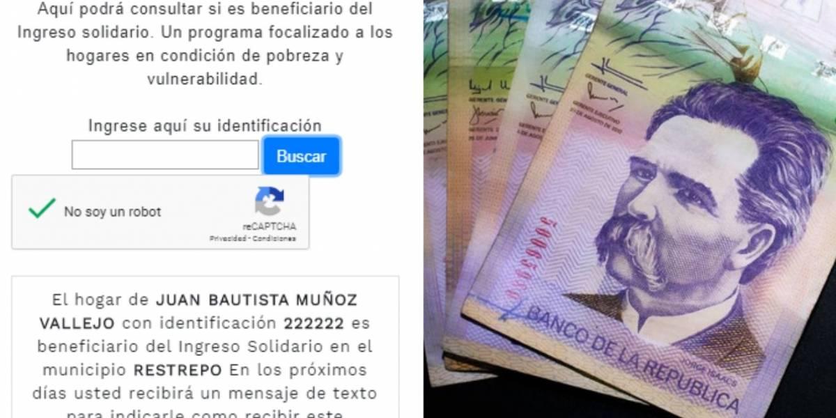 Registraduría revela 16.894 cédulas tienen que salir del Ingreso Solidario