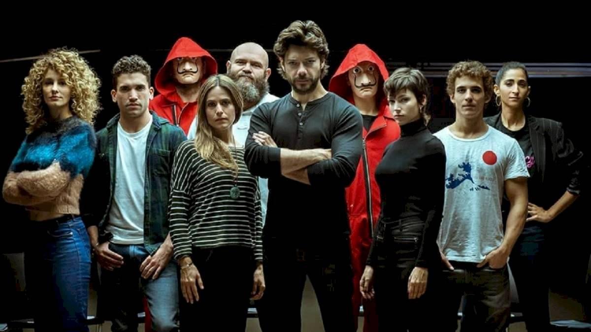 La Casa de Papel es, sin duda, una de las series más exitosas de Netflix