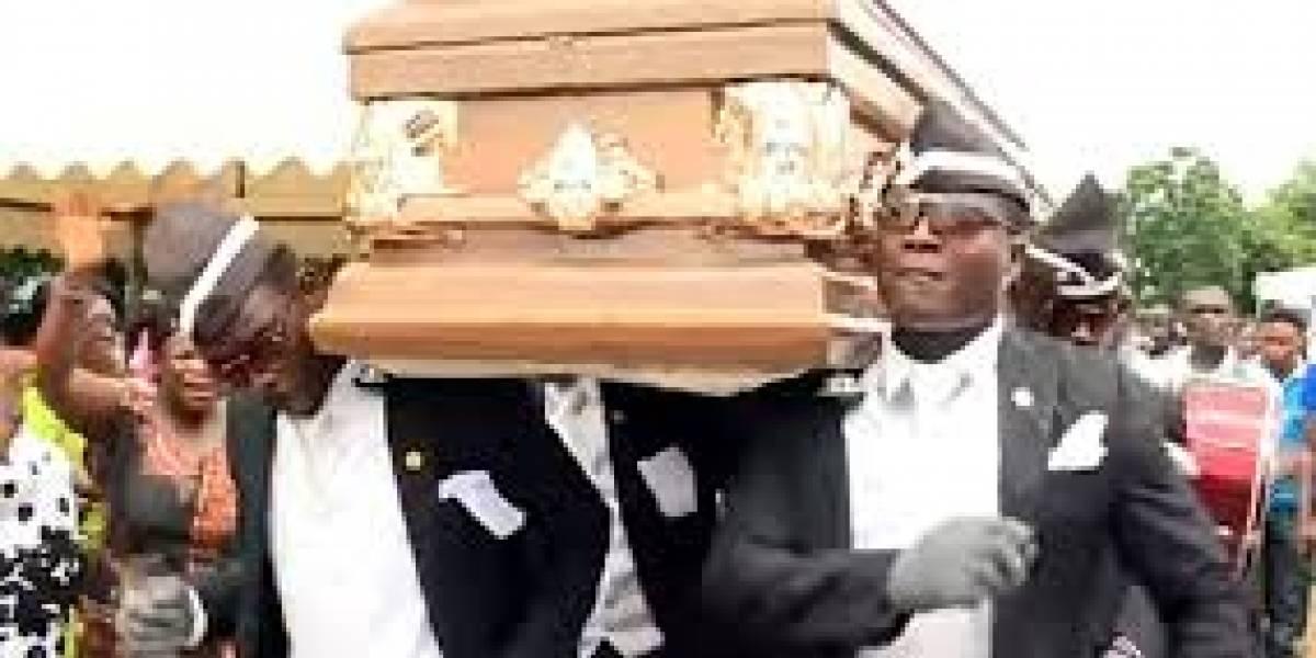 Esto es lo que opinan los ghaneses de que sus funerales ahora sean memes