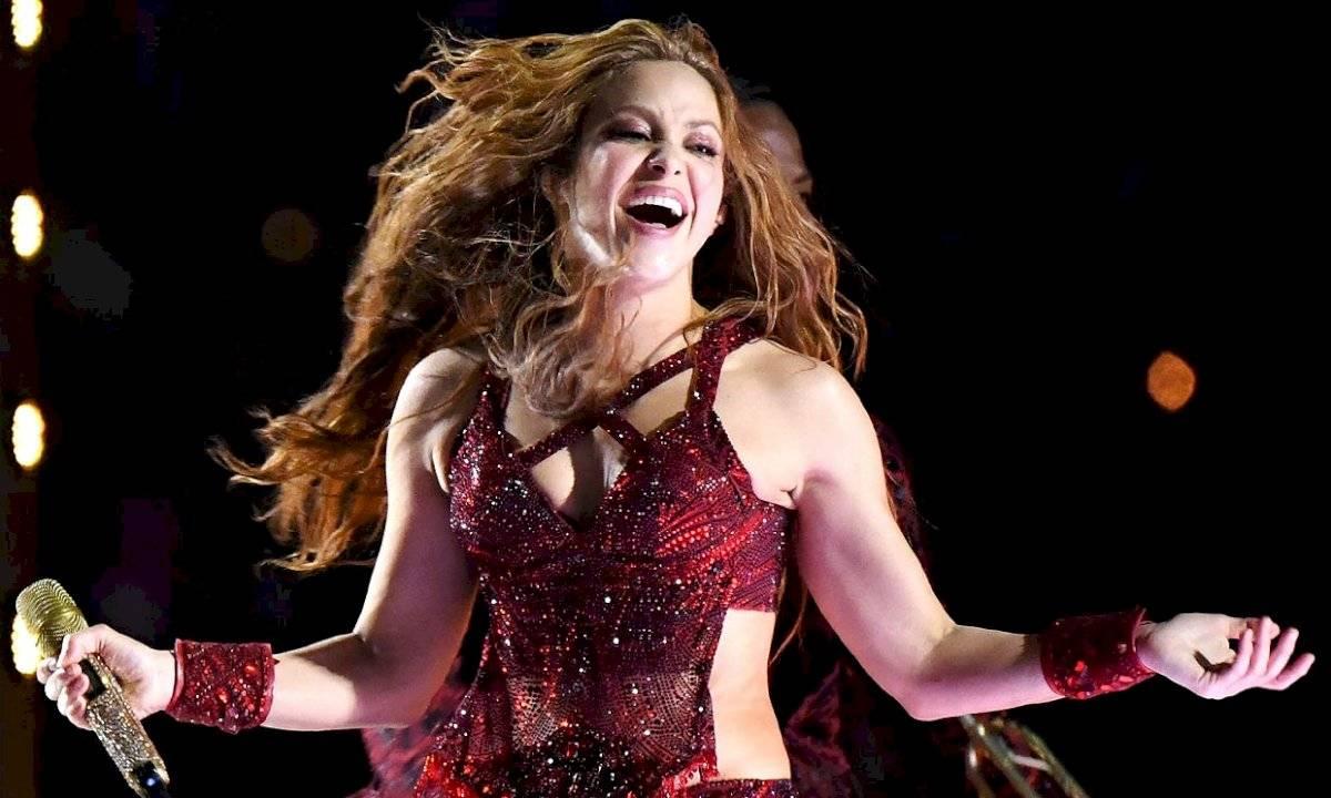 Shakira sí que ha sabido sacarle provecho a su bella cabellera en toda su carrera