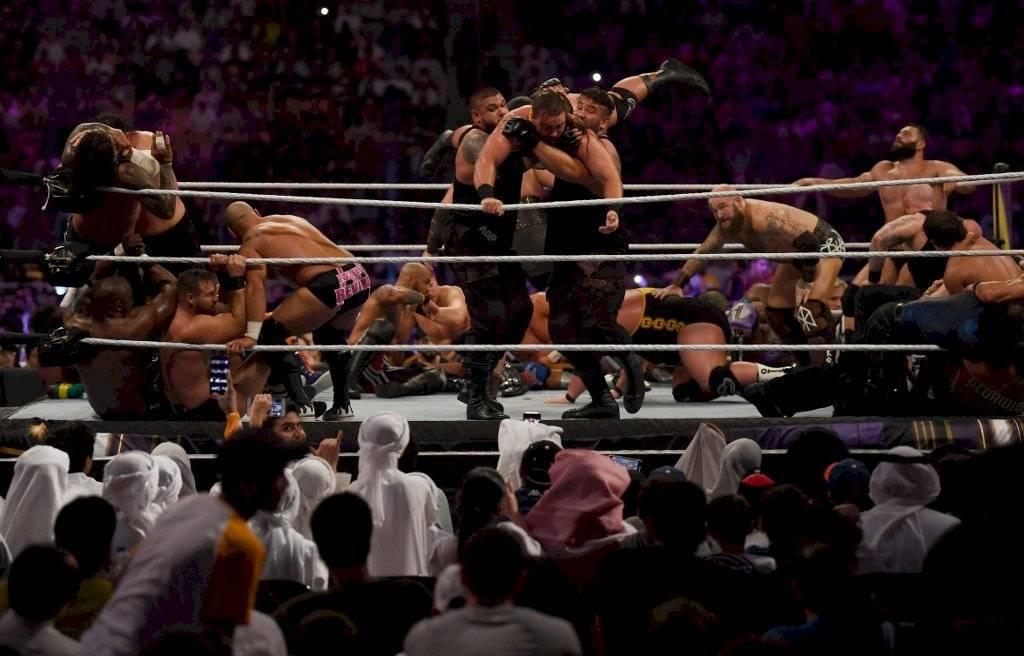 Show WWE vuelve a Florida en plena pandemia por coronavirus