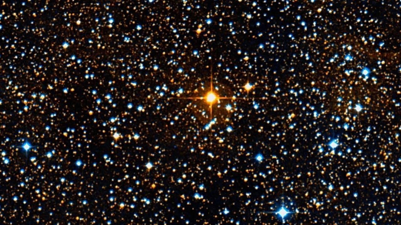 Astronomía estrellas