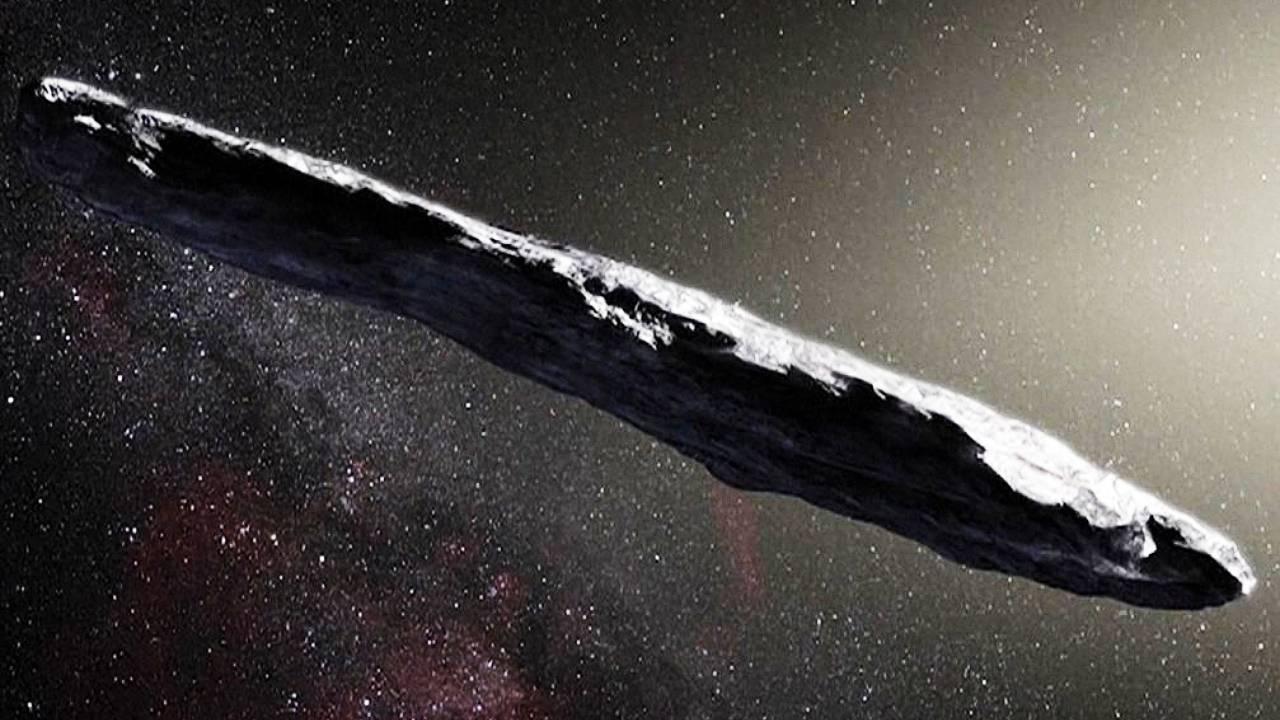 Oumuamua ciencia teoría