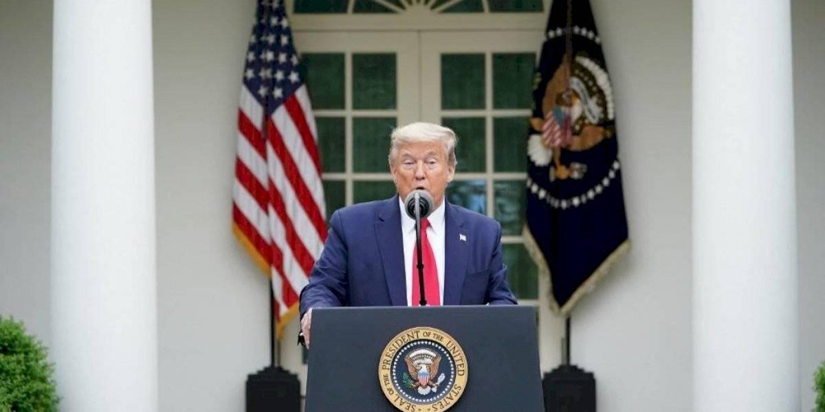 Trump suspende el financiamiento de EE. UU. a la OMS en plena pandemia de COVID-19