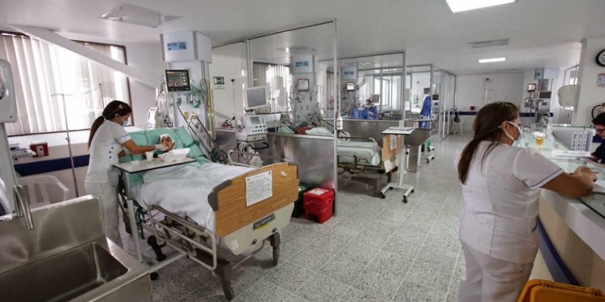 Bogotá, a pocos pacientes de decretar la alerta naranja por capacidad de las UCI