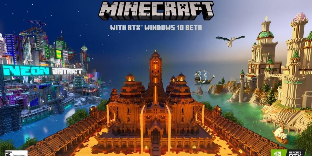 Beta deMinecraftcom RTX para Windows chega com gráficos em Ray Tracing