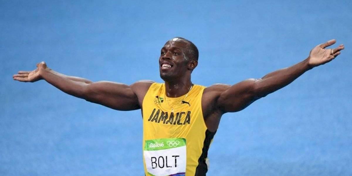 Usain Bolt bromea sobre el distanciamiento social con una imagen histórica