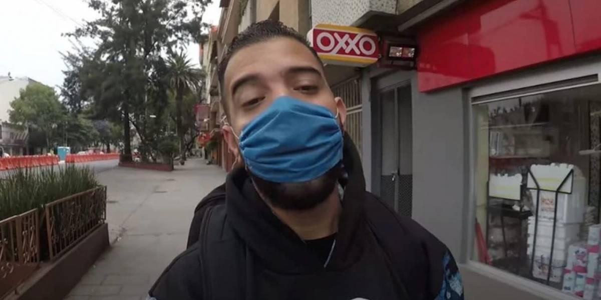 Popular youtuber podría ir a la cárcel por violar la cuarentena en México