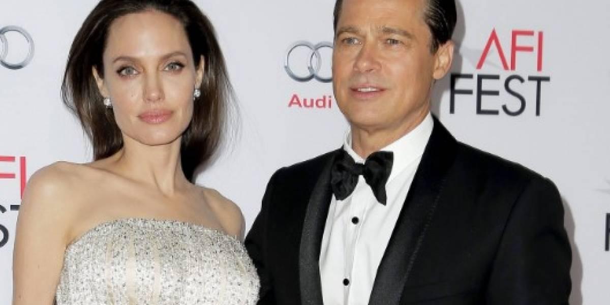 Angelina Jolie confesó el dolor que sintió cuando se divorció de Brad Pitt
