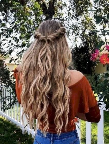 Peinados para cabello ondulado