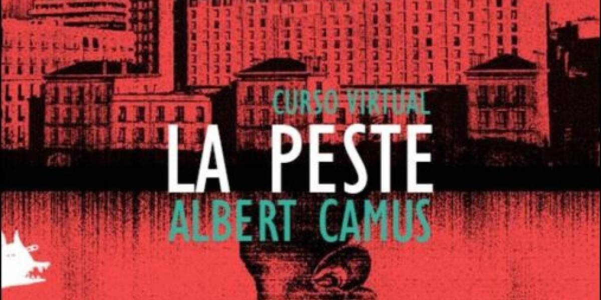 La peste como excusa literaria