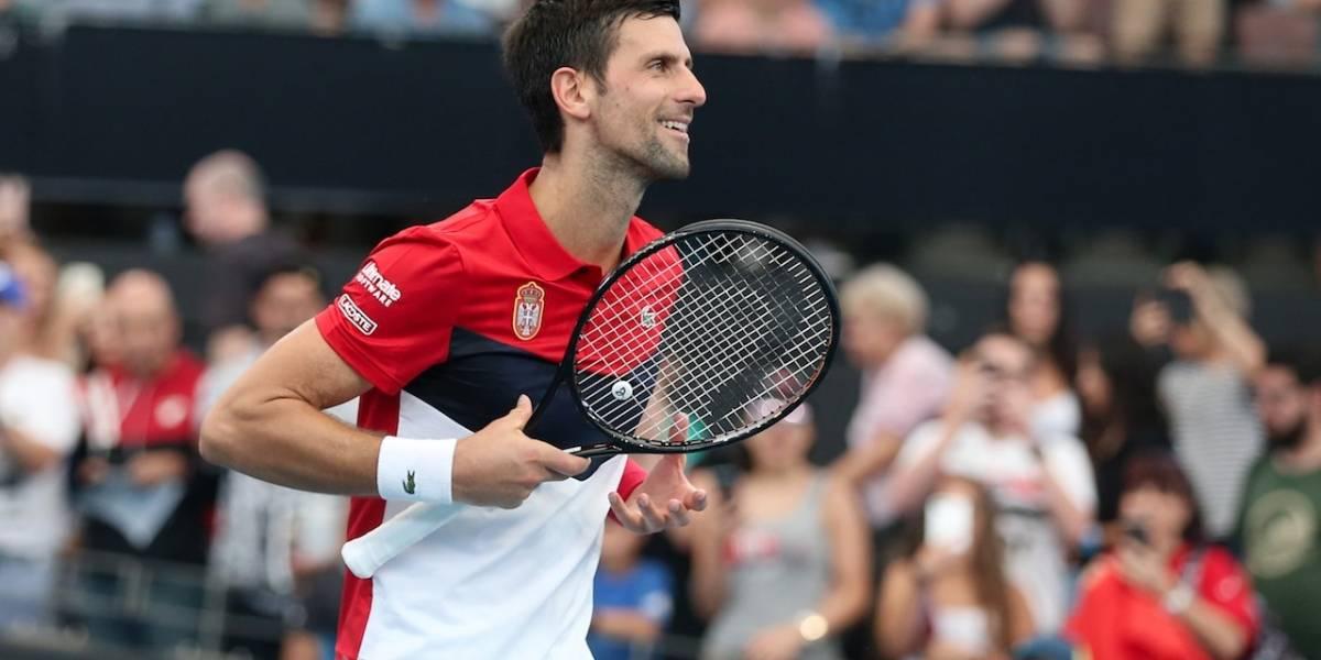 Novak Djokovic realizó una importante donación para luchar contra el coronavirus