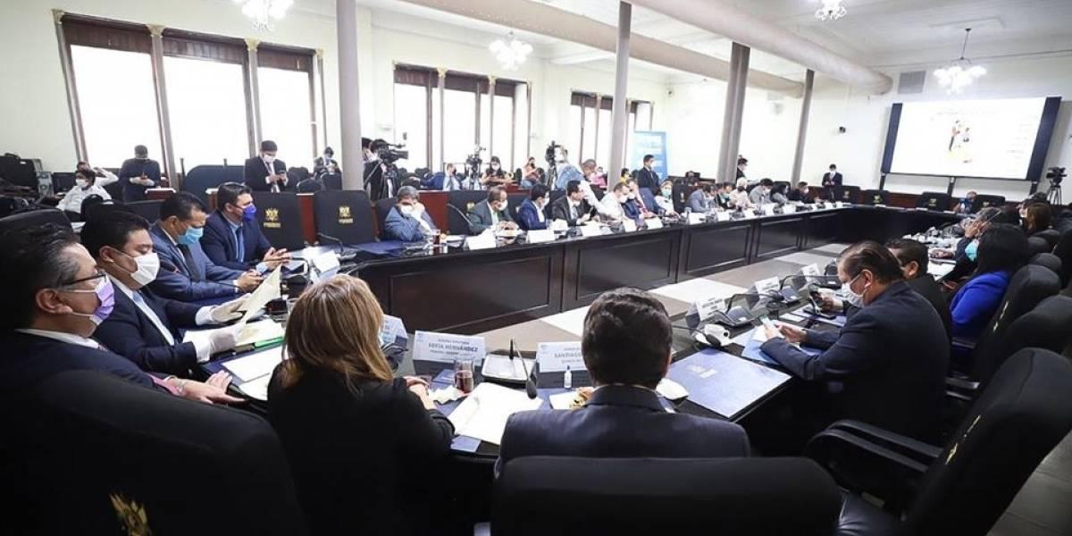 Congreso instala comisiones para fiscalizar trabajo del Gobierno por pandemia del Covid-19