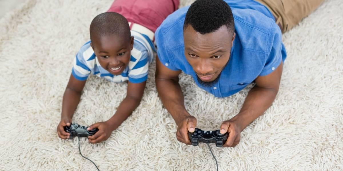 Os videogames podem ser uma boa forma de falar de erros com os filhos