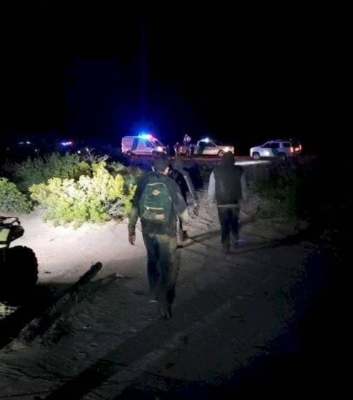 guatemaltecos capturados en Texas