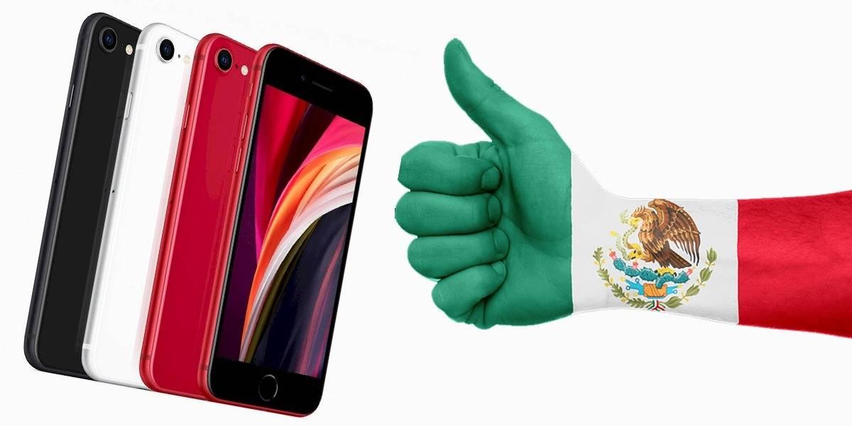 iPhone SE 2020: este el precio del smartphone para México