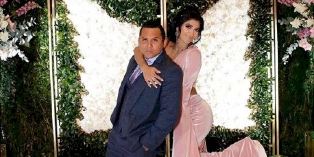 Edwin Luna es fuertemente criticado por llevarle mariachis a Kimberly Flores en plena cuarentena