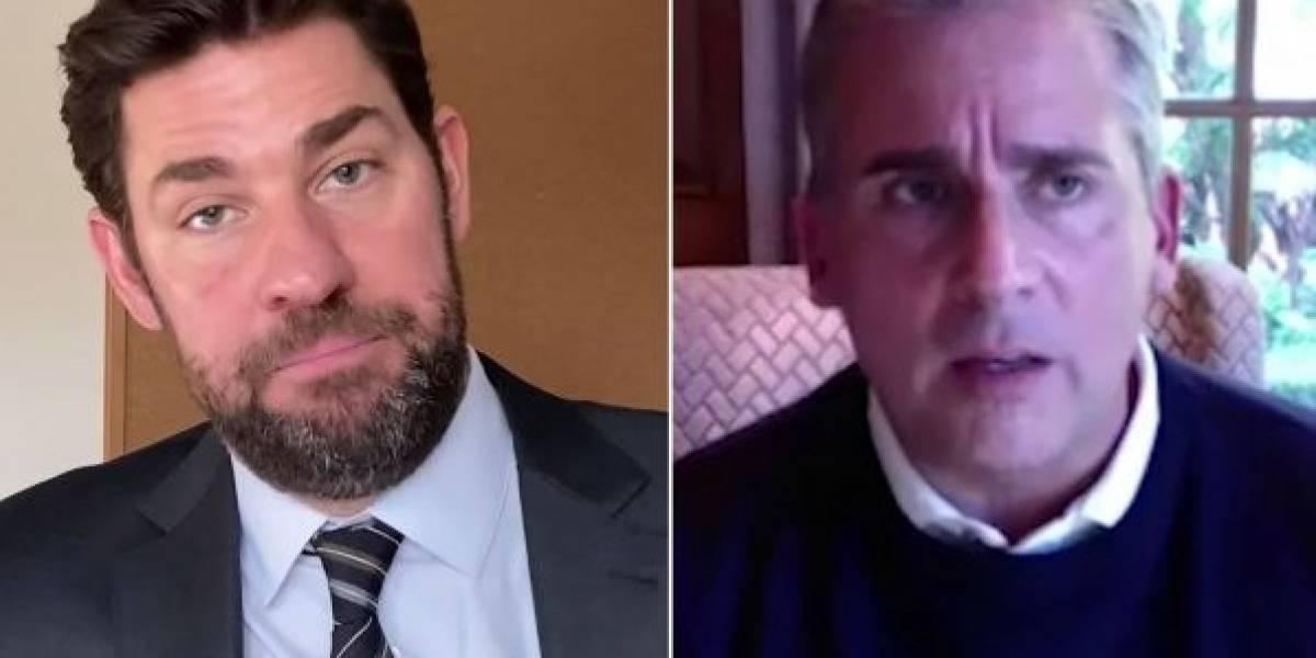 'Some Good News': el canal de una ex-estrella de The Office que la rompe en YouTube