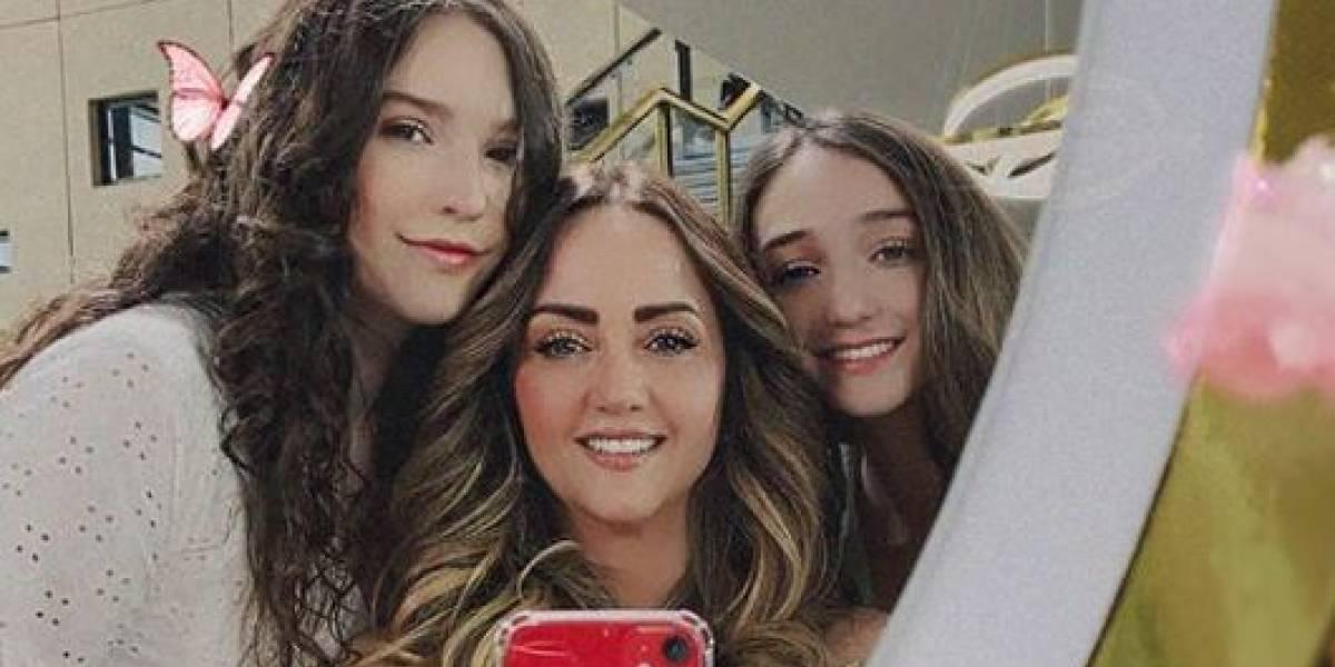 Estas 3 famosas lucen tan jóvenes que parecen hermanas de sus hijos