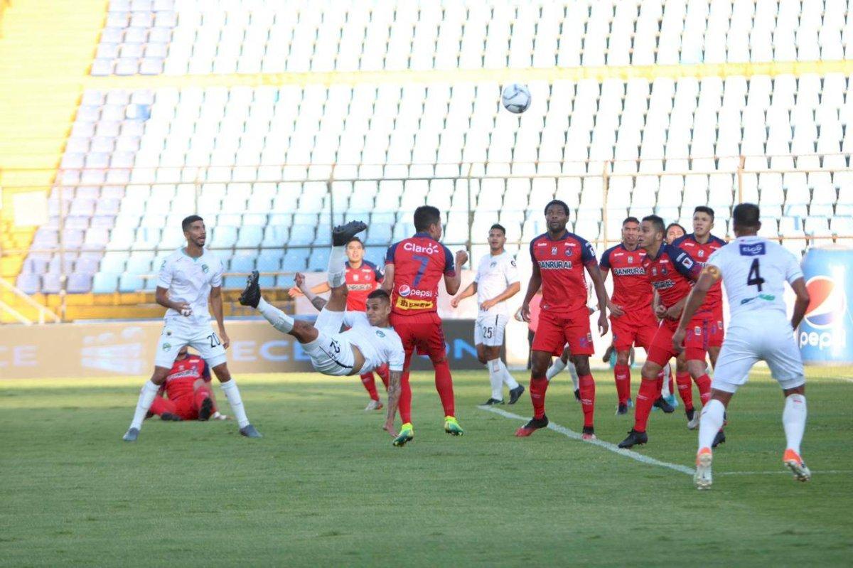 Liga Nacional cumple un mes suspendida