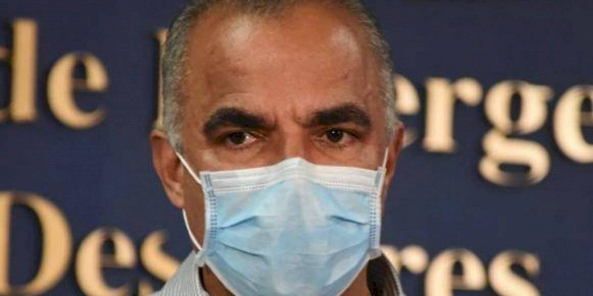 Secretario de Salud anticipa más positivos pero dice servirá para inmunizar a la población