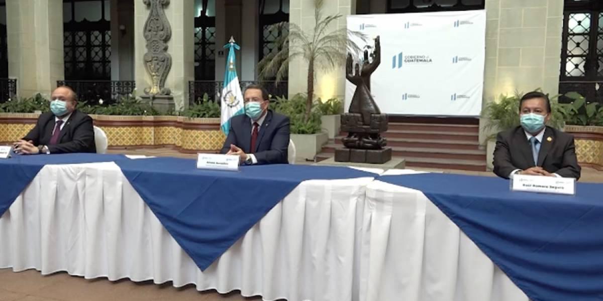 VIDEO. Ministros explican los programas de ayuda económica para paliar crisis del Covid-19