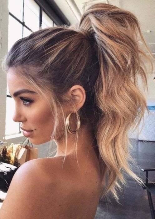 Peinados que alargan el rostro