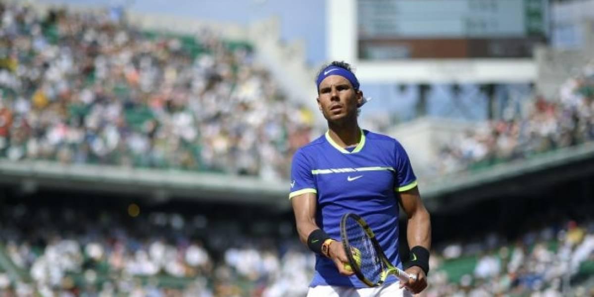"""Rafael Nadal ve """"difícil"""" que se pueda jugar un gran torneo """"a corto o medio plazo"""""""