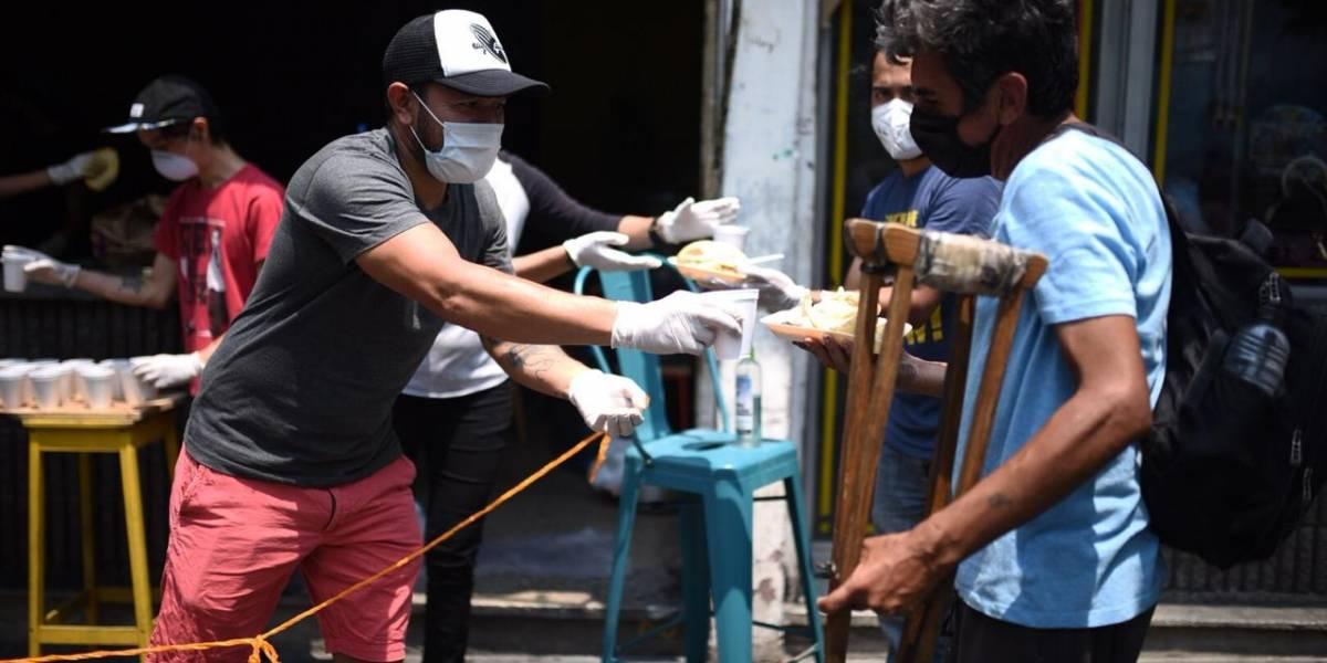 La Olla Comunitaria de Rayuela cierra por riesgo de contagio de Covid-19