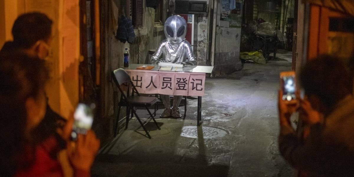China registra 46 nuevos casos de Covid-19, 10 de transmisión local