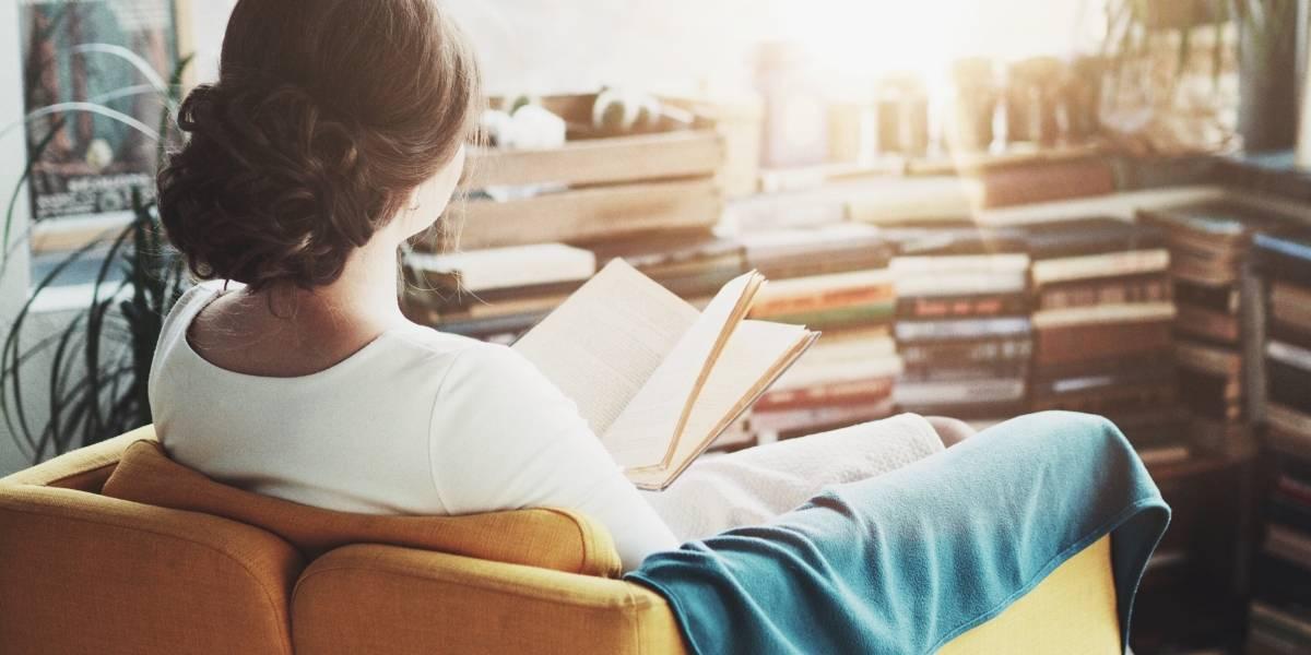 7 libros para hacer más llevadera tu cuarentena