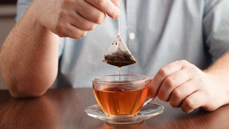 Beber té