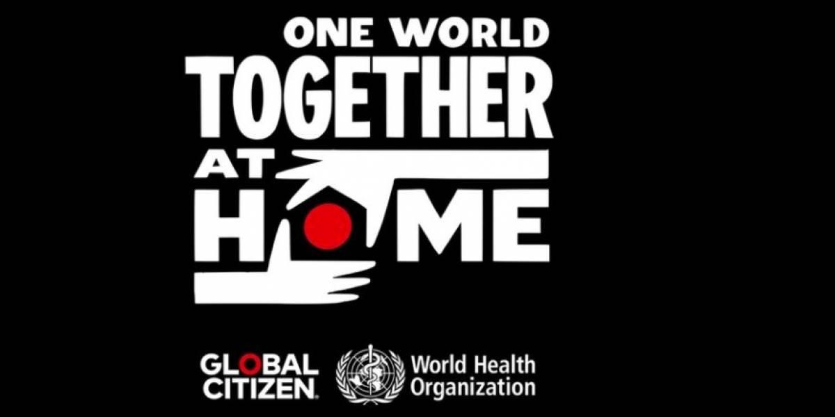 Sony Channel también transmitirá el 'One World: Together At Home'