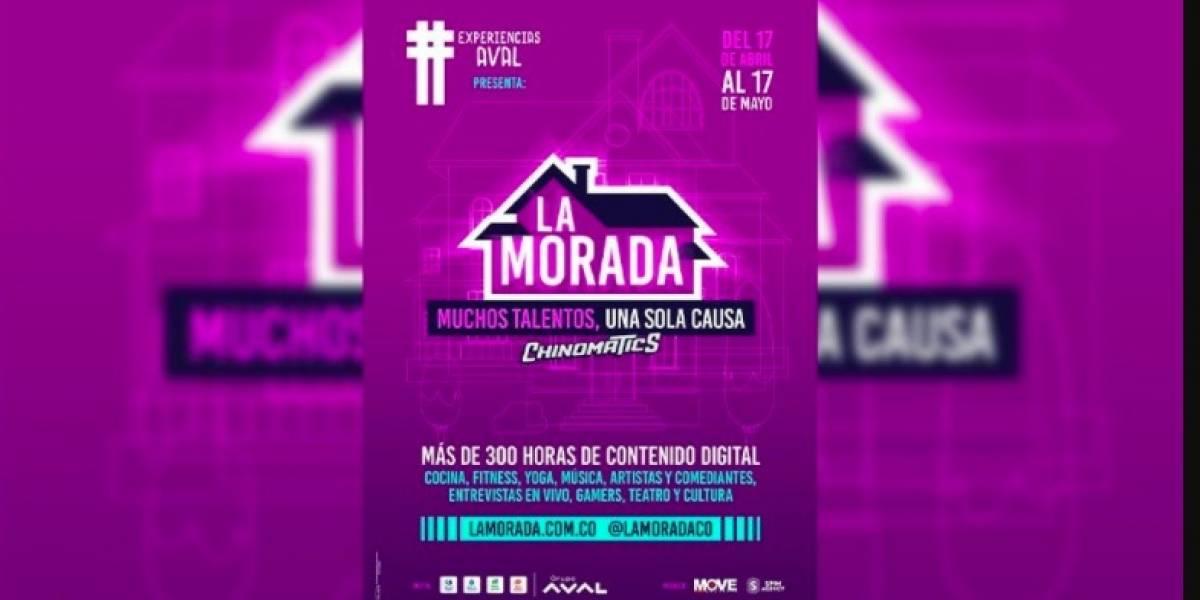 La Morada: un espacio digital para verle el lado bueno a la cuarentena