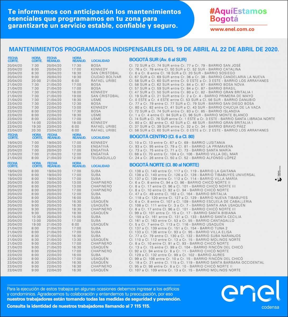 Enel 19-22