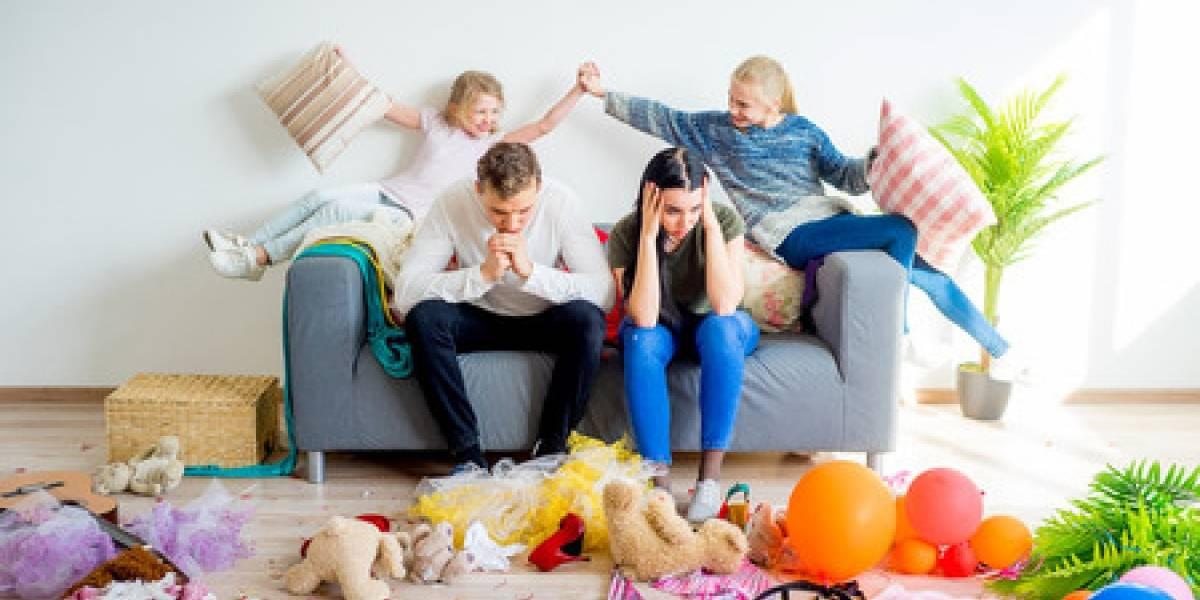 Niños en casa: Cómo manejar su ansiedad ante el COVID-19