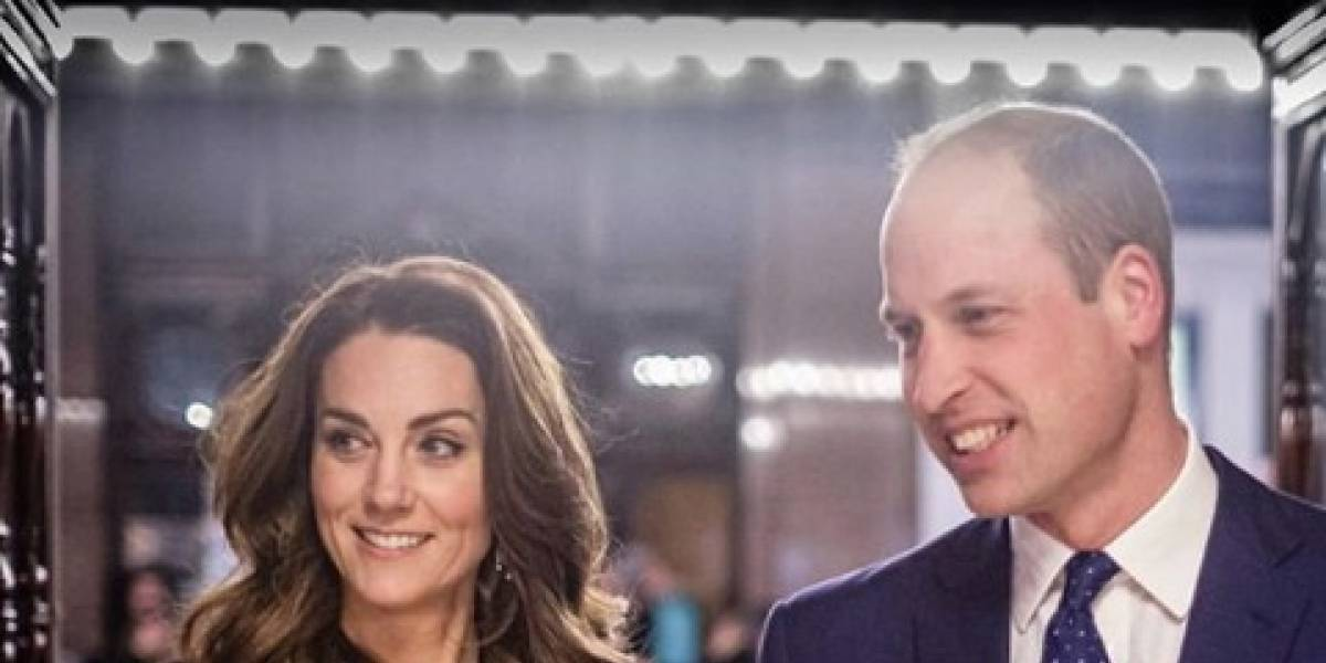 Resurge video que comprobaría que el príncipe William le fue infiel a Kate