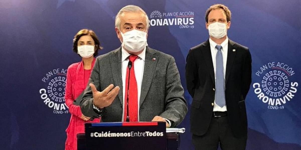 Chile, actualización 16 de abril: cifra de contagiados llega 8.807 y muertos suben a 105