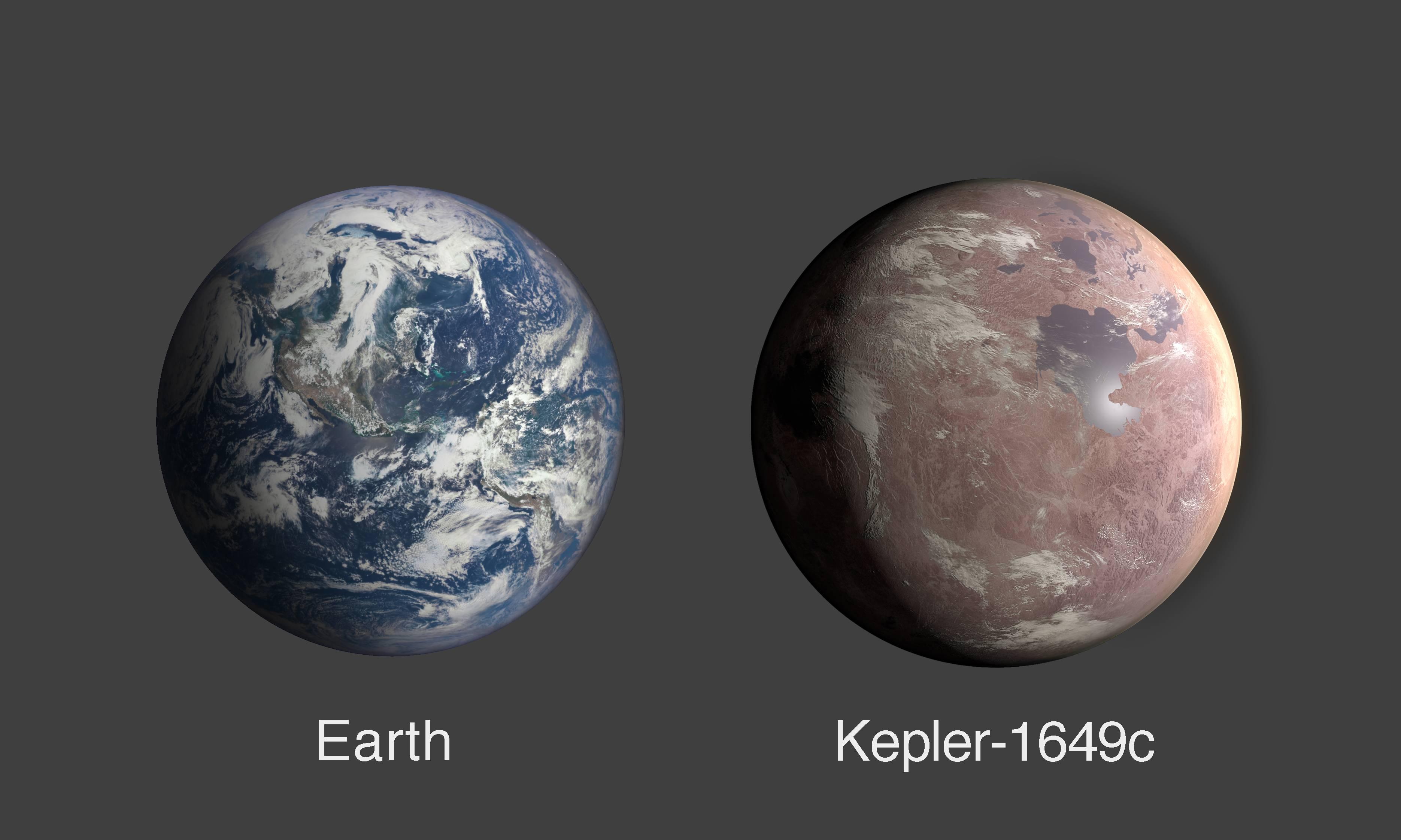 NASA encuentra nuevo exoplaneta con condiciones similares a la Tierra