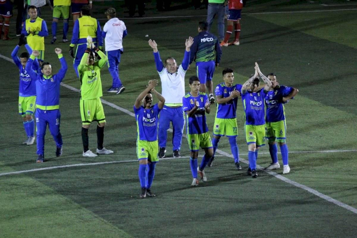 Futbolistas piden que no haya descensos en la Liga Nacional