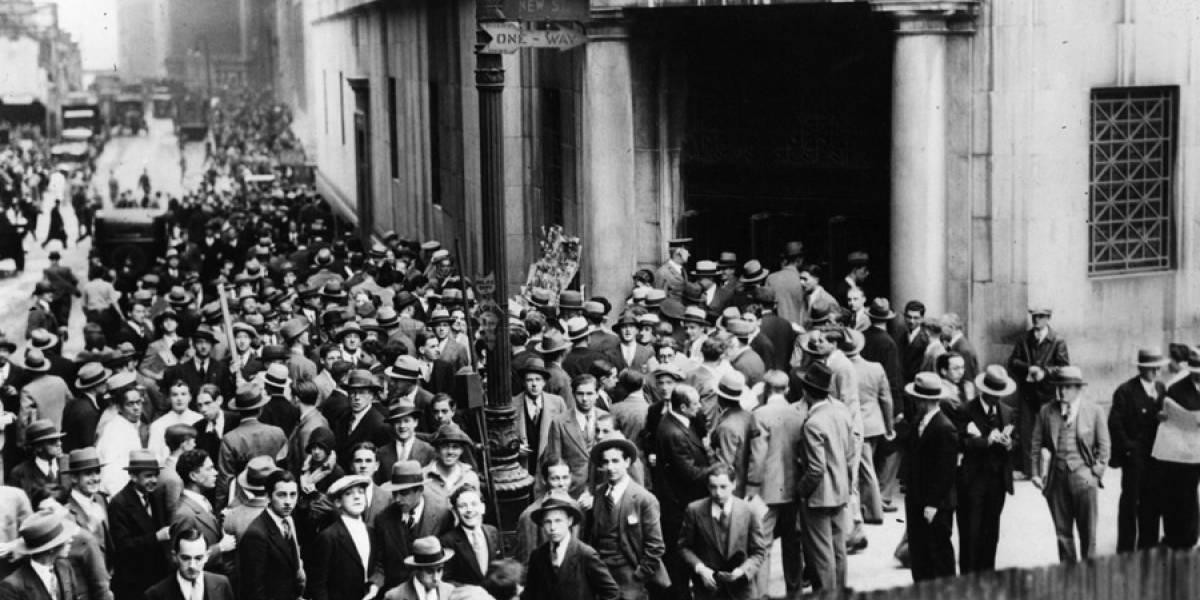 ¿Cuánto se parece la Gran Depresión de 1929 a la crisis de hoy?